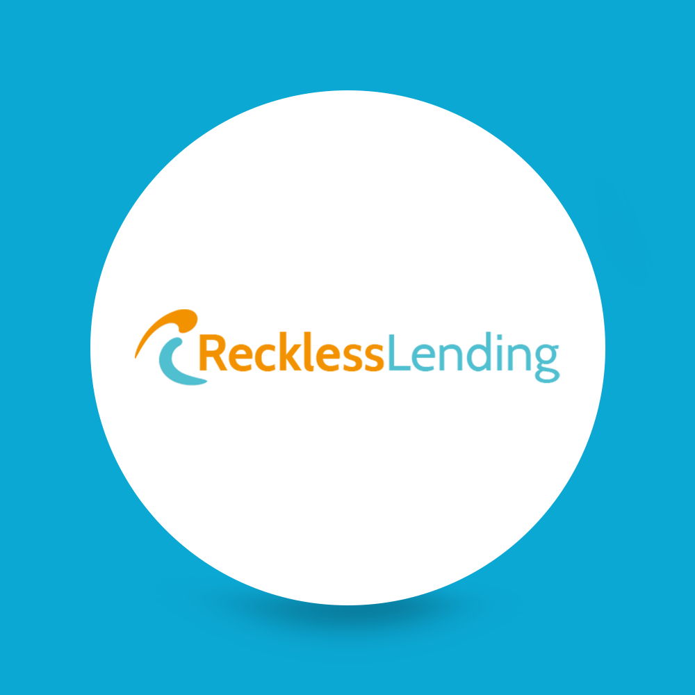 Reckless Lending logo