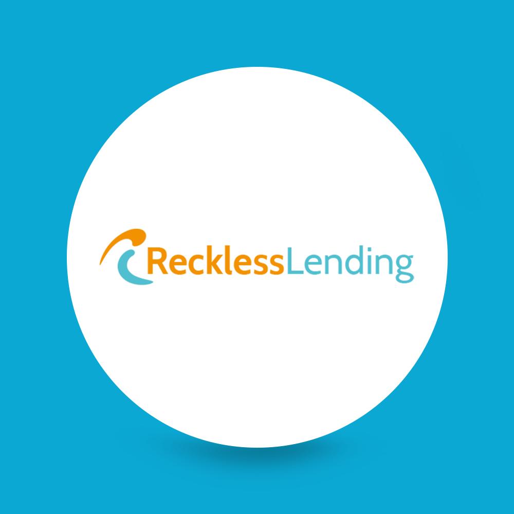 Reckless Lending logo